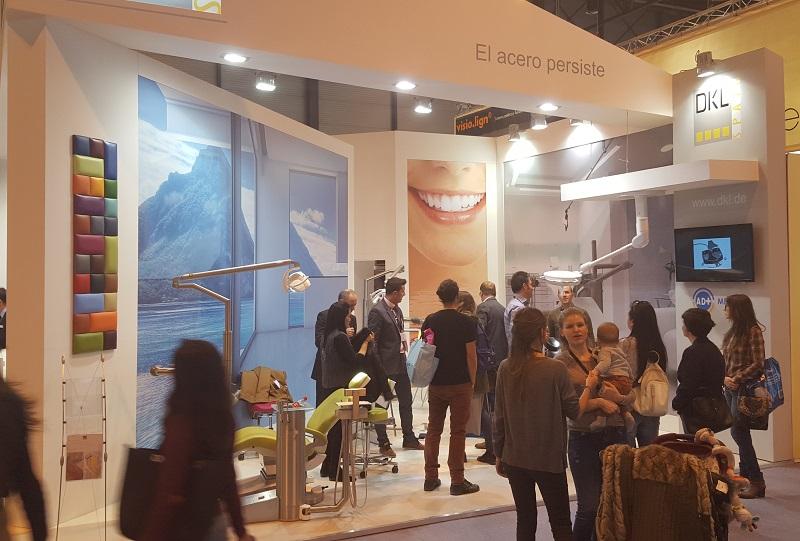 AD+Medical cierra con gran repercusión su presencia en Expodental 2016