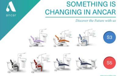 Los nuevos sillones Ancar S3 y S5