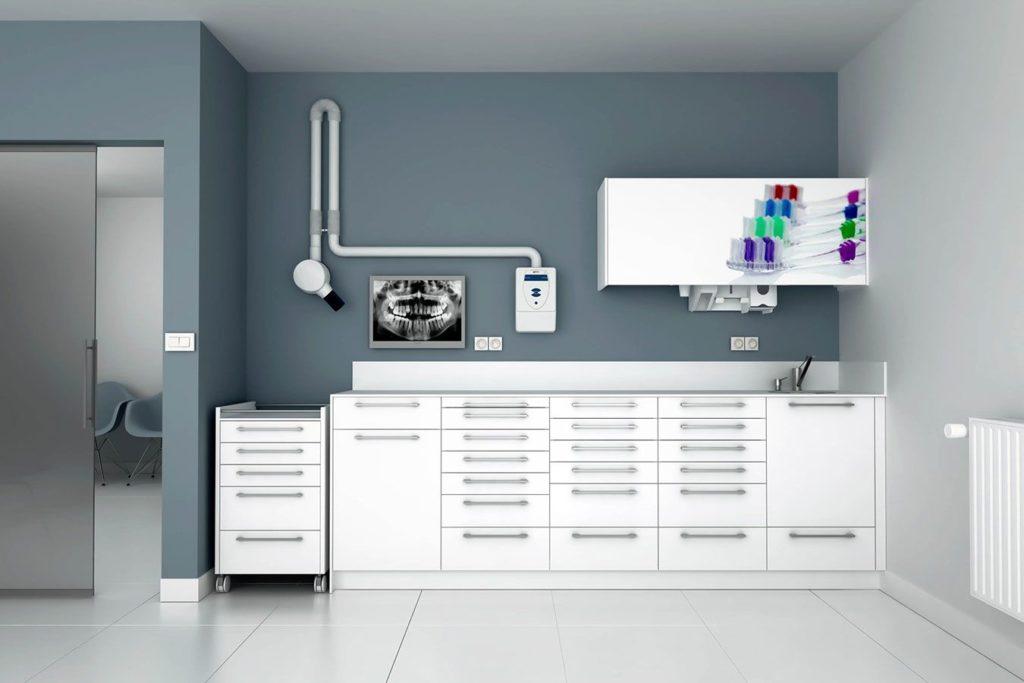 mobiliario clínica dental